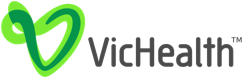 Vic Health Logo